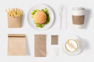 Verpackung Lebensmittel